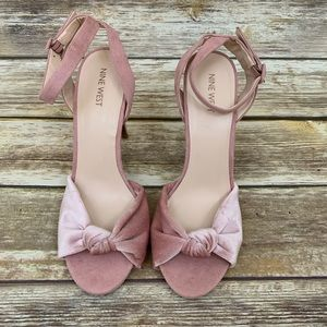 Nine West Pink Heels